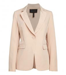 BCBGMaxazria Natural Suiting Blazer Jacket