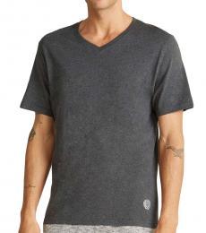 Vince Camuto Dark Grey V-Neck Lounge T-Shirt