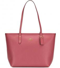 Coach Rouge City Zip Large Tote
