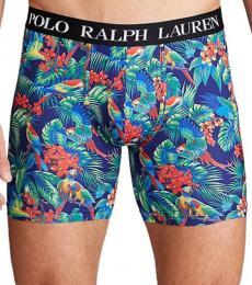 Ralph Lauren Parrot Printed Boxer Briefs