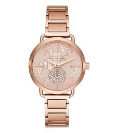 Michael Kors Rose Gold Portia Watch