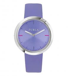Lilac Dial Valentina Watch