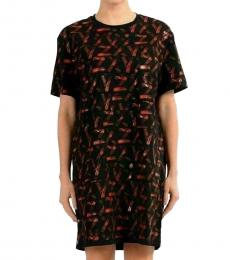 Versus Versace Multi color Shirt Dress