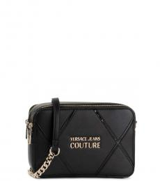 Versace Jeans Black Box Medium Crossbody