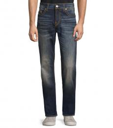 Blue Geno Relaxed Slim Jeans