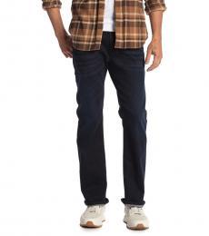 Diesel Dark Blue Krayver Pantaloni Slim Fit Jeans