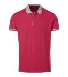 Red Logo Classic Polo