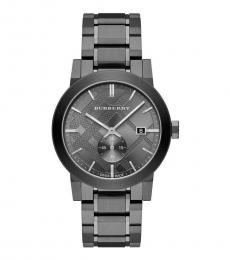Black Logo Modish Watch