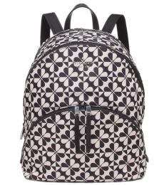 Kate Spade Black Karissa Large Backpack