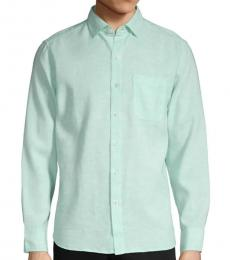 Tommy Bahama Light Blue Lanai Tides Shirt