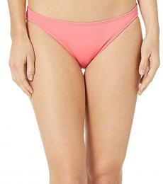 Kate Spade Bright Peony Classic Bikini Bottoms