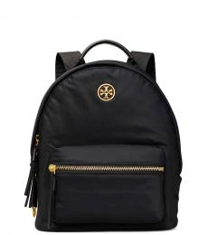 Tory Burch Black Piper Small Backpack