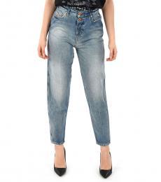 Diesel Blue Distressed Alys Jeans