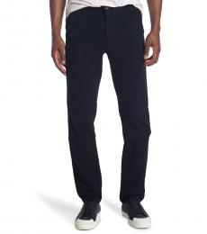 AG Adriano Goldschmied Navy Blue Marshall Chino Pants