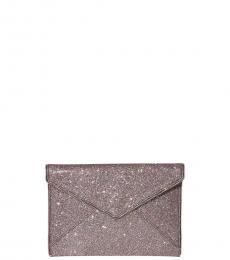 Rebecca Minkoff MultiColor Glitter Leo Clutch