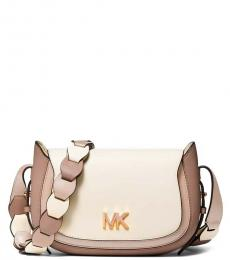 Michael Kors Soft Pink Jolene Medium Crossbody