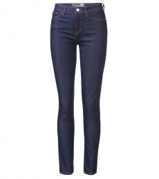 Love Moschino Dark Blue Logo Jeans
