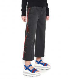 Stella McCartney Black All Is Love Jeans