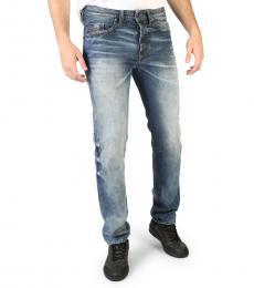Diesel Light Blue Buster Regular Jeans