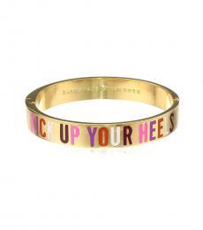 Kate Spade Multi Color Kick Up Your Heels Bracelet