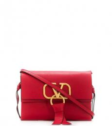 Valentino Garavani Red V Ring Small Crossbody