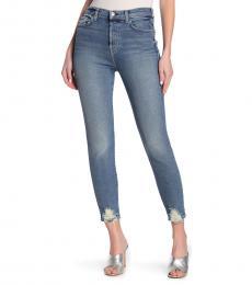 7 For All Mankind Denim Josefina Boyfriend Jeans