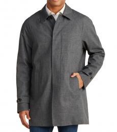 Charcoal Colin Slim Fit Coat