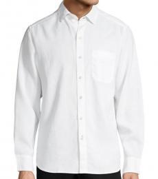 Tommy Bahama White Lanai Tides Shirt