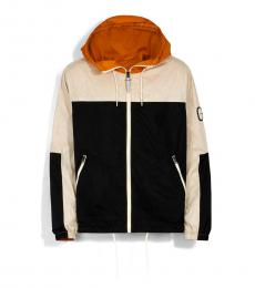 Black Signature Reversible Jacket
