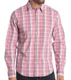 Pink Ballona Classic Fit Shirt