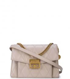 Givenchy Grey GV3 Small Shoulder Bag