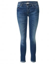 Emporio Armani Blue Slim Fit Jeans