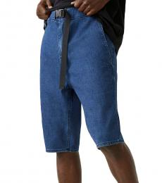 True Religion Dark Blue Logan Shorts