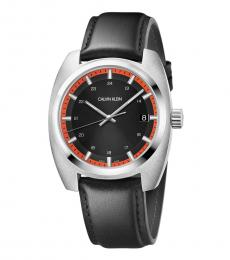 Calvin Klein Black Achieve Quartz Watch