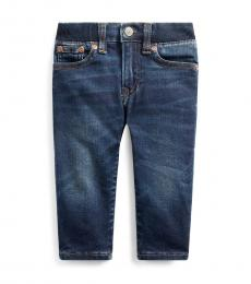 Ralph Lauren Baby Boys Denim Sullivan Slim Stretch Jeans