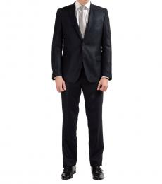 Versace Collection Grey Two Button Suit