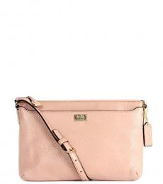 Light Pink Madison Medium Crossbody