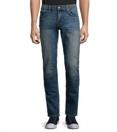 7 For All Mankind Torrance Slimmy Straight-Leg Jeans