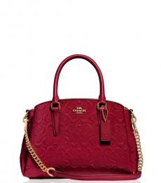 Cherry Sage Small Satchel