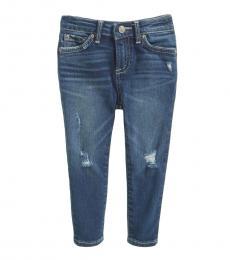 AG Adriano Goldschmied Baby Girls Denim Twiggy Super Skinny Jeans