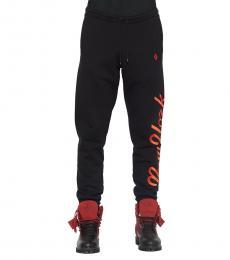 Black New York Joggers