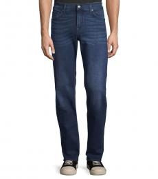 7 For All Mankind Bixby Slimmy Straight Jeans