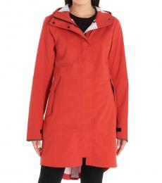 Red Salida Parka Jacket