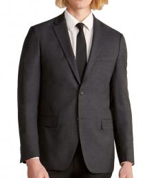Theory Dark Grey Suit Separate Jacket