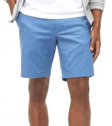 J.Crew Dark Blue Gramercy Flex Khaki Shorts