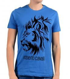 Blue Lion Crewneck T-Shirt