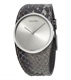 Calvin Klein Grey Spellbound Watch