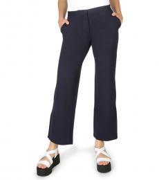Armani Jeans Blue Wide Leg Pants