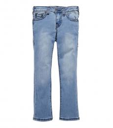 True Religion Little Girls Blue Note Geno Relaxed Slim Jeans