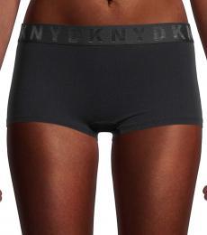 DKNY Black Grey Litewear 3-Pack Hipster Briefs